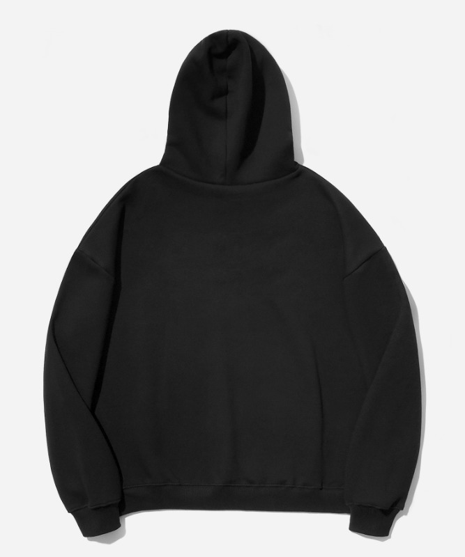 SP Arch Logo Hood-Black