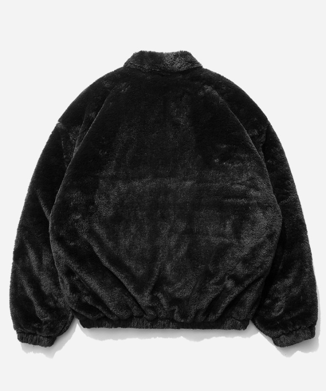 SP Gotha Fur Jacket-black